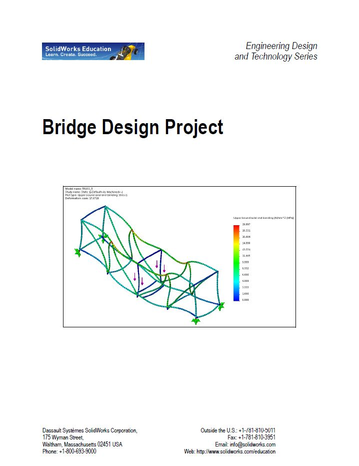 Bridge Design Project