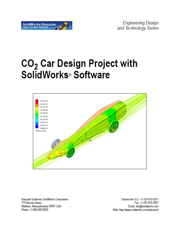 CO2 Car Project