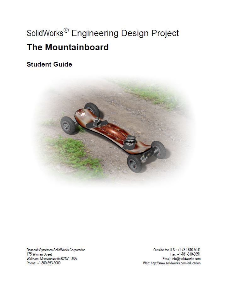 Mountainboard Project